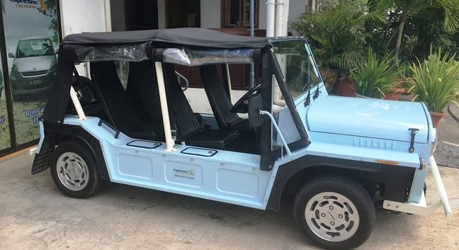 Capricorn Car Rental Praslin