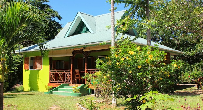 BOIS D'AMOUR GUESTHOUSE  - La Digue