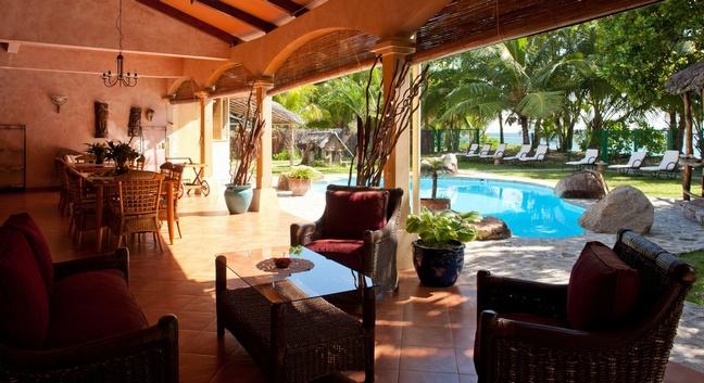 Castello Beach Hotel Seychelles
